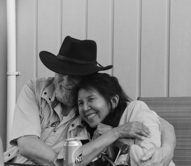 Couple Portrait of Ottawa-Dene couple